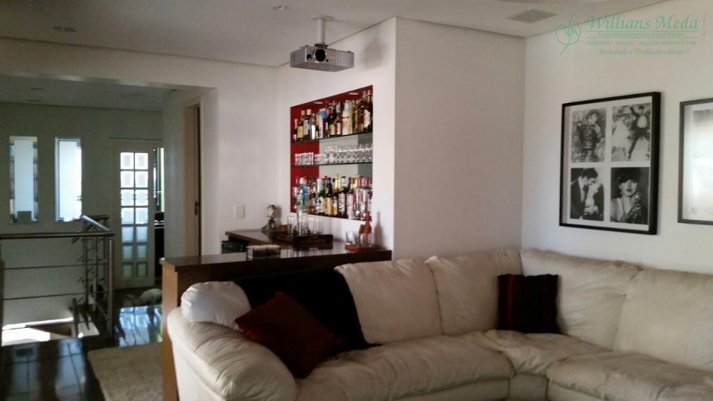 Cobertura com 3 suítes e 4 vagas para locação, Vila Progresso, Guarulhos - AP1341.