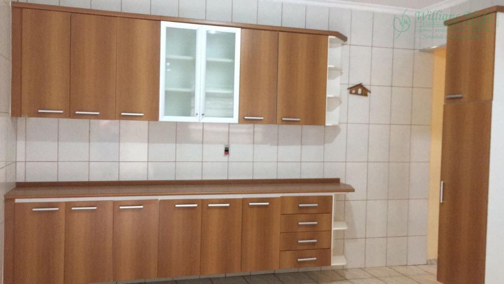 Sobrado residencial para venda e locação, Jardim Santa Emilia, Guarulhos - SO1055.
