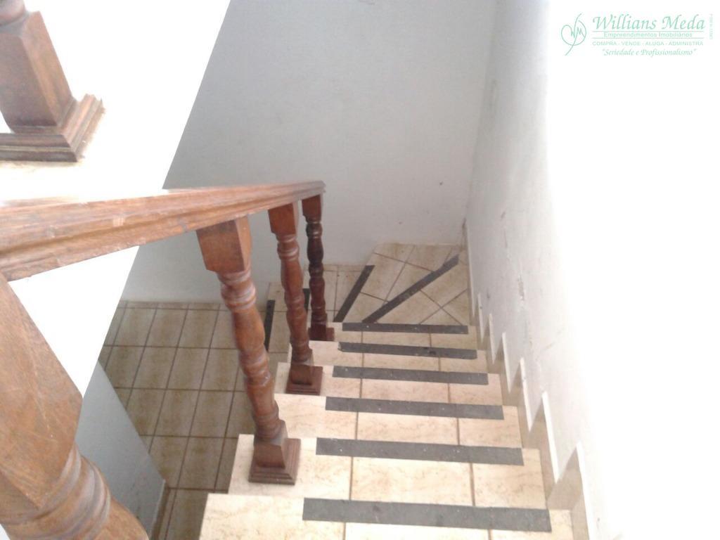 Sobrado residencial à venda, Vila Rosália, Guarulhos - SO1059.