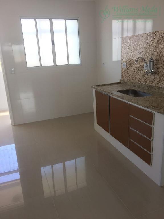 Apartamento  residencial para locação, Vila São Judas Tadeu, Guarulhos.