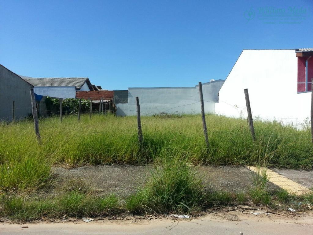 Terreno à venda, 484 m² por R$ 145.000,00 - Jardim Panorama - Caçapava/SP