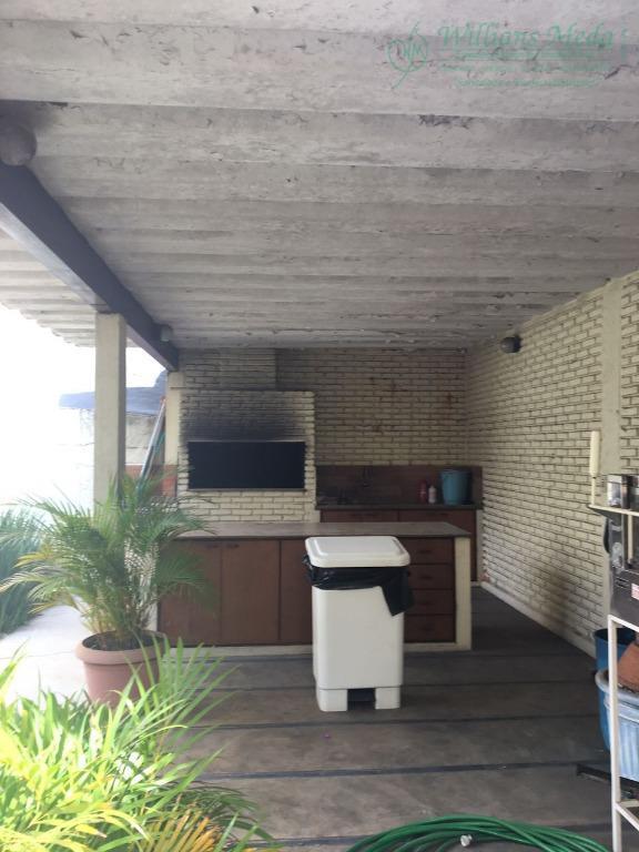 Sobrado residencial para locação, Cidade Maia, Guarulhos.