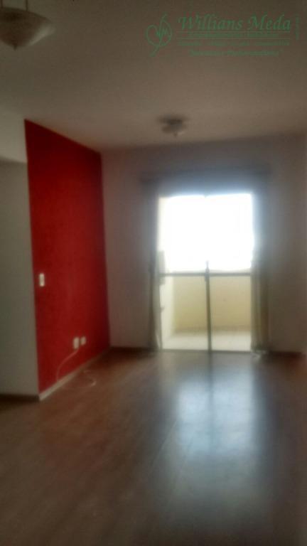 Apartamento residencial à venda, Vila Progresso, Guarulhos - AP1469.
