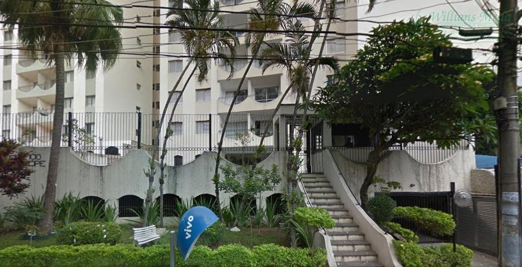 Apartamento residencial para locação, Vila Zanardi, Guarulhos.
