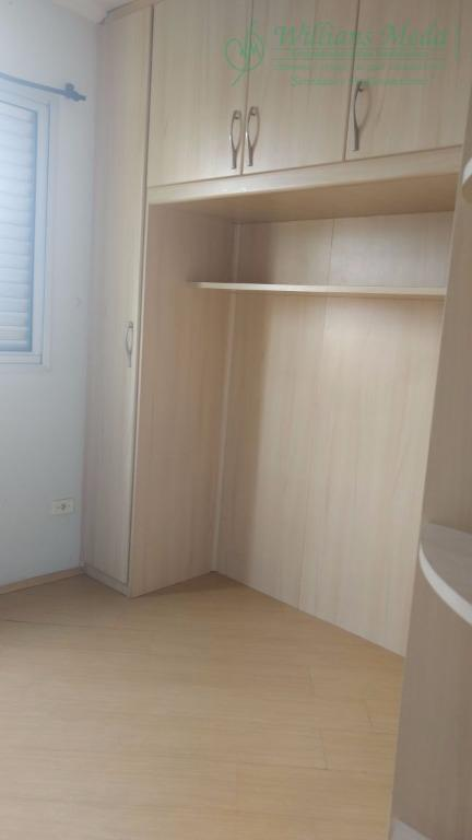Apartamento residencial para locação, Macedo, Guarulhos.