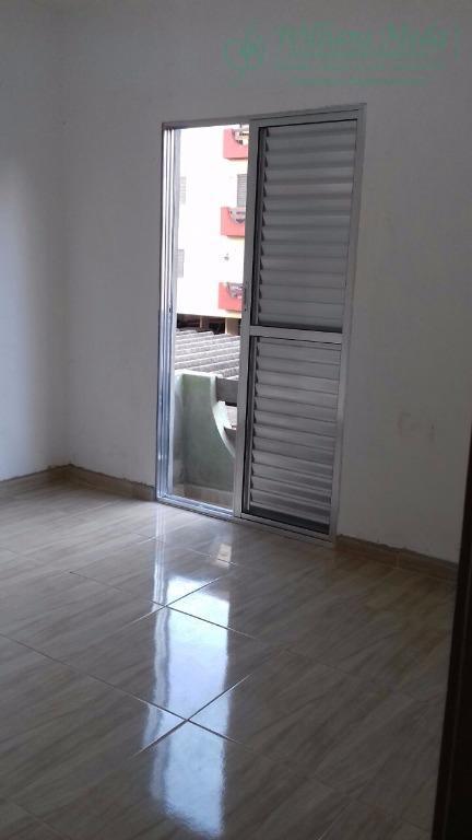 Apartamento residencial para locação, Jardim Paraventi, Guarulhos.
