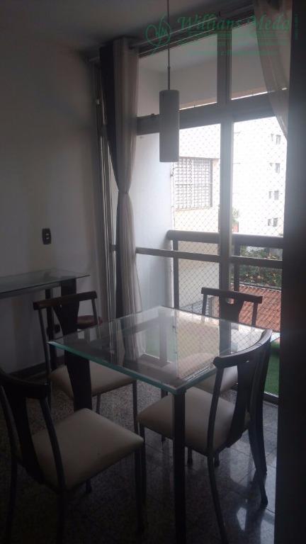 Apartamento residencial para locação, Vila Augusta, Guarulhos.