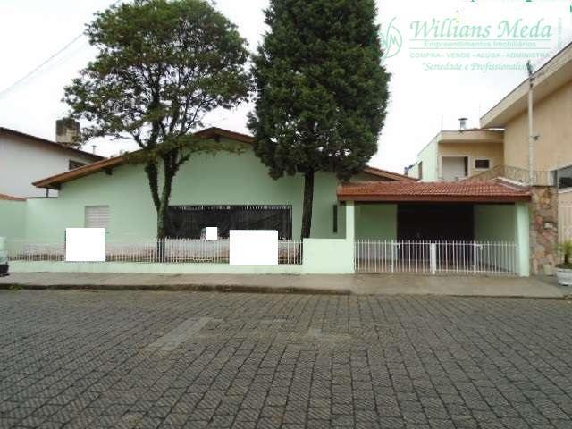 Casa residencial para venda e locação, Cidade Maia, Guarulhos.