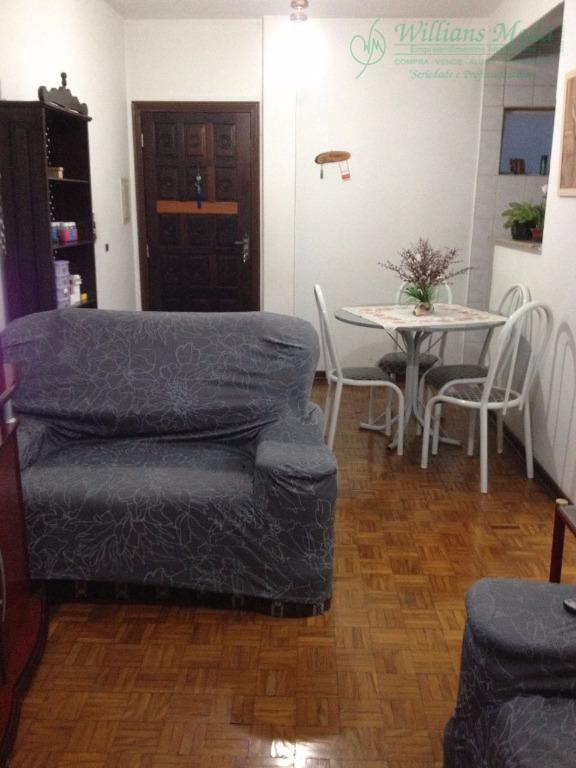 Apartamento residencial para locação, Vila Progresso, Guarulhos.