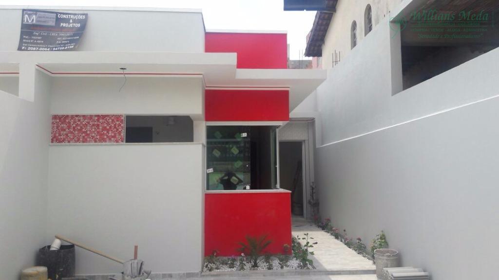 Casa com 2 dormitórios (1 suíte) à venda, 90 m² por R$ 350.000 - Jardim Bela Vista - Guarulhos/SP