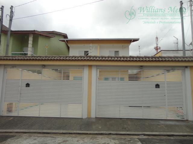 Sobrado  residencial à venda, Vila São Jorge, Guarulhos.