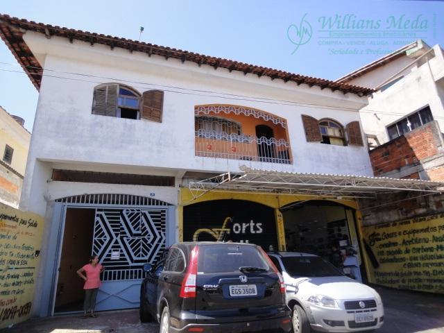 Sobrado  residencial à venda, Jardim Presidente Dutra, Guarulhos.