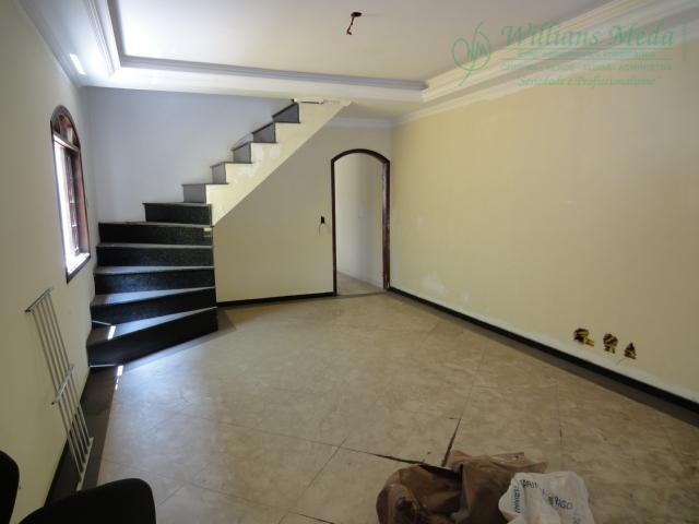 Sobrado com 3 dormitórios (2 suítes) à venda, 180 m² por R$ 750.000 - Jardim Santa Mena - Guarulhos/SP