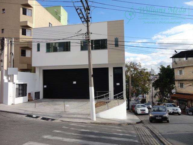 Sala comercial para locação, Jardim Barbosa, Guarulhos - SA0040.