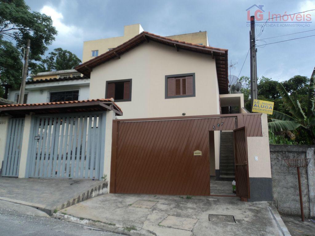 Casa residencial para locação, Acácias, Cotia