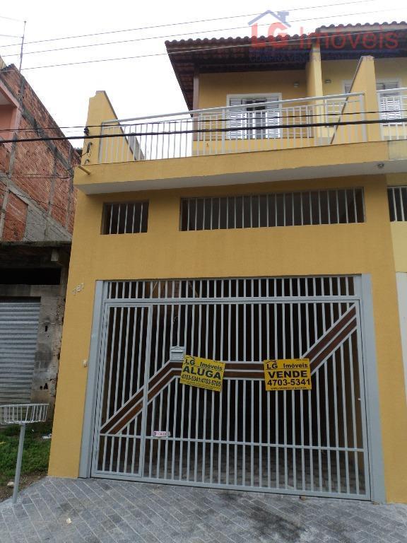 Sobrado  residencial à venda, Portão, Cotia.