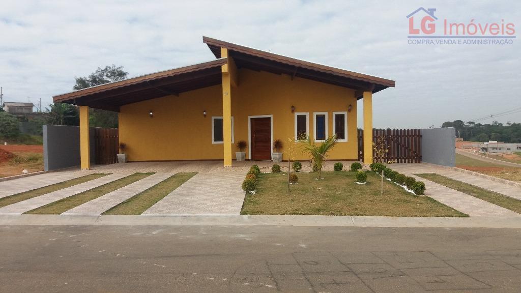 Casa nova, Térrea em Condomínio!