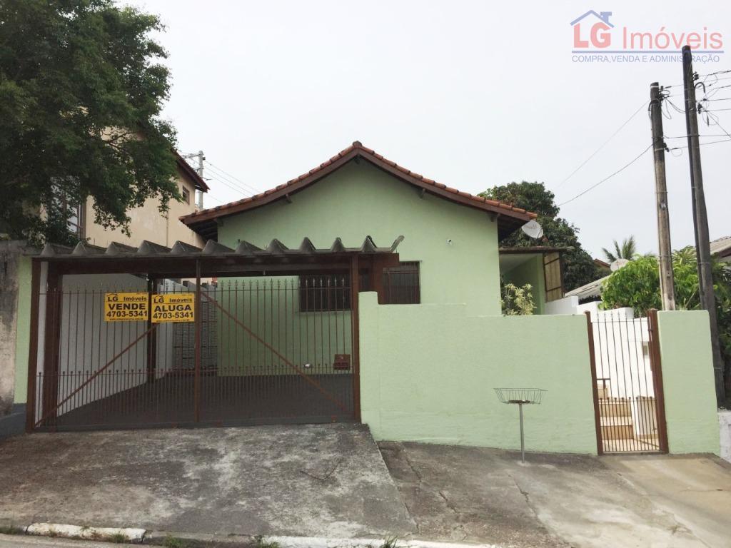 Casa residencial para locação, Parque São George, Cotia.