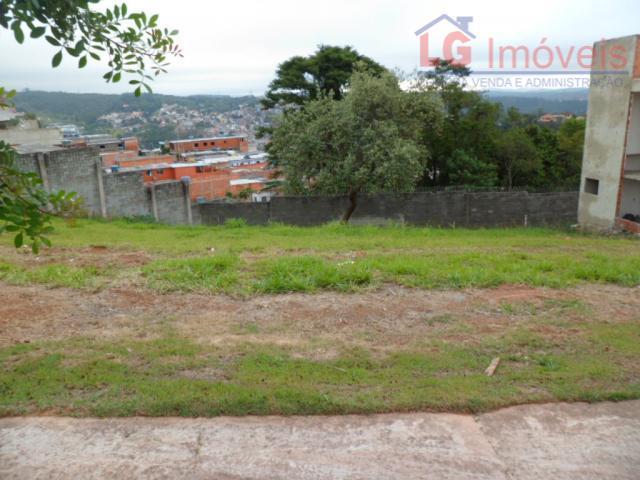 Terreno residencial à venda, Terras de São Fernando, Cotia.