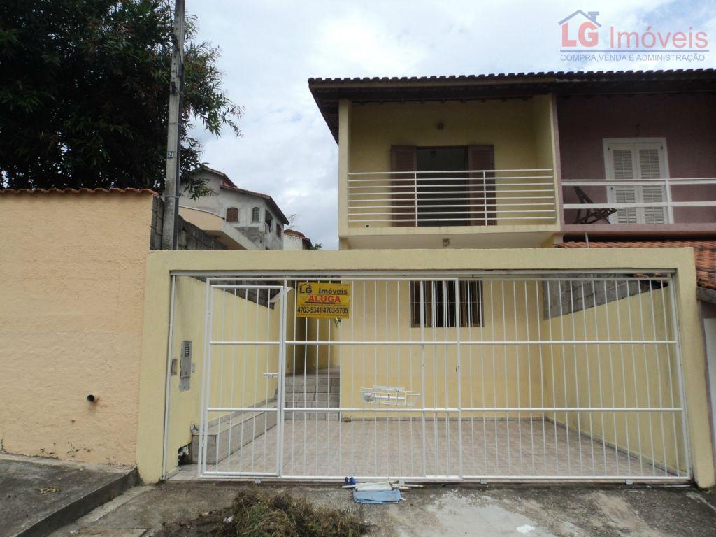 Casa residencial para locação, Granja Carolina, Cotia.