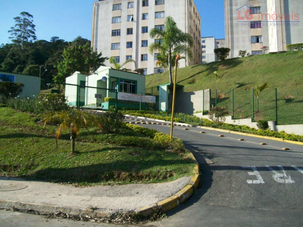 Apartamento residencial para locação, Jardim Caiapia, Cotia.