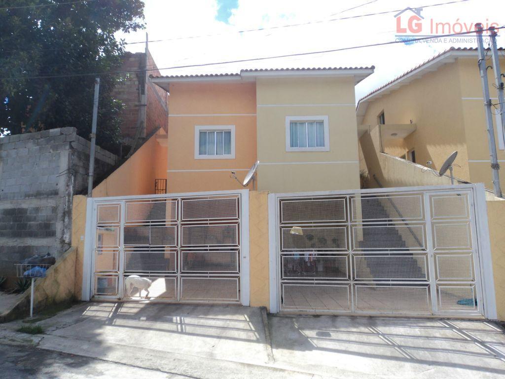 Sobrado  residencial à venda, Jardim Barro Branco, Cotia.