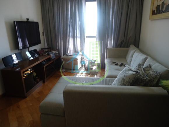 Apartamento de 3 dormitórios em Jardim Santa Cruz (Campo Grande), São Paulo - SP