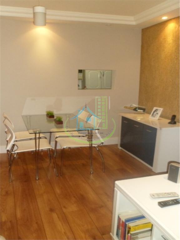 Apartamento de 2 dormitórios à venda em Vila Do Castelo, São Paulo - SP