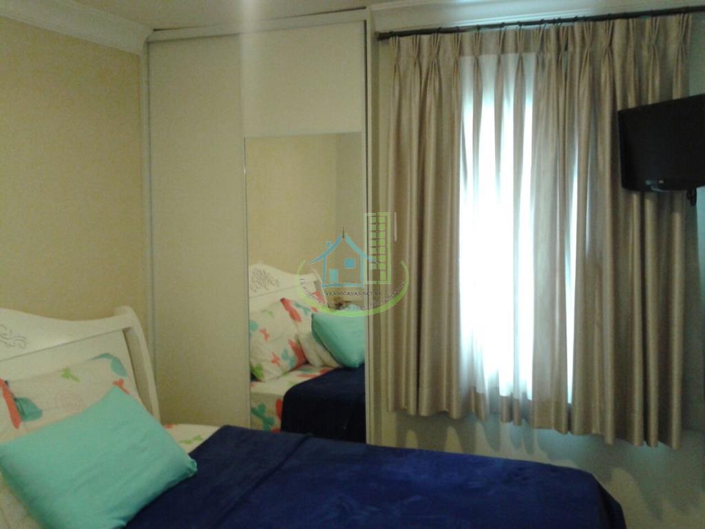 Apartamento de 2 dormitórios em Jardim Bélgica, São Paulo - SP