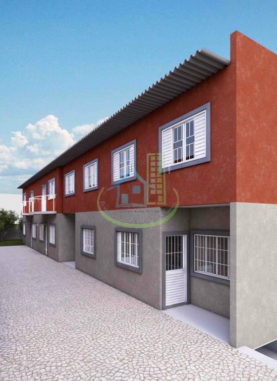 Casa de 2 dormitórios em Conjunto Residencial Jardim Canaã, São Paulo - SP
