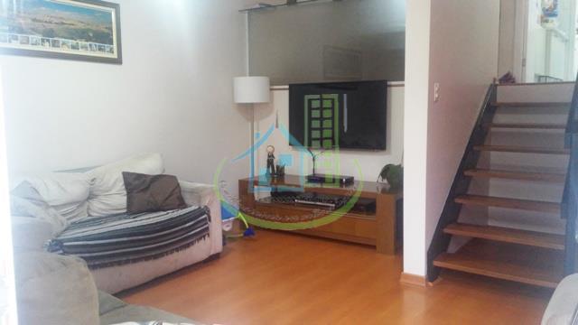 Sobrado  residencial à venda, em condomínio, São Paulo.