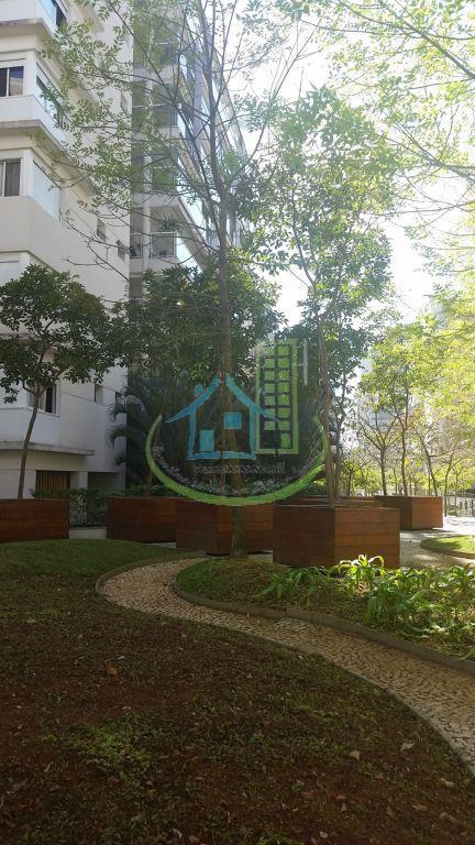 Apartamento  residencial para venda e locação, Chácara Santo Antônio (Zona Sul), São Paulo.
