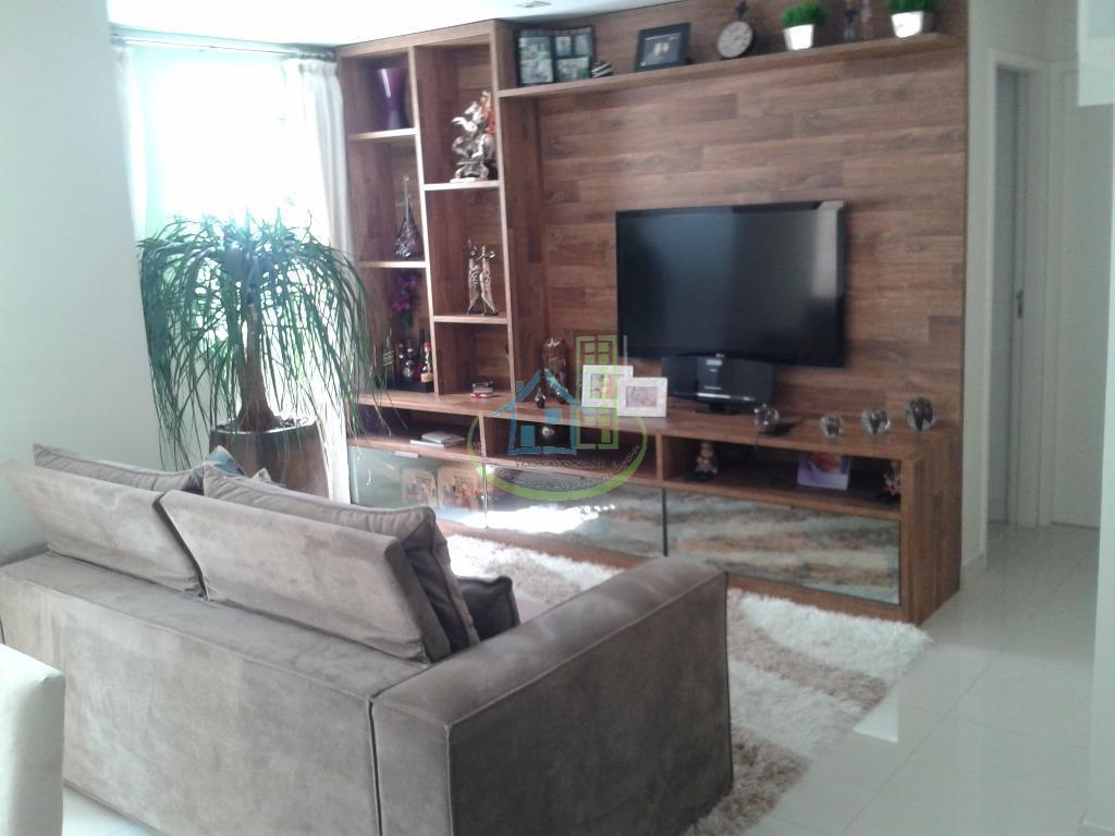 lindo apartamento de 02 dormitórios com armários (01 suite) 01 banheiro social, living com sacada gourmet,...