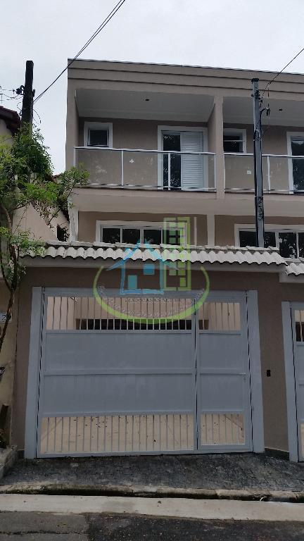 Sobrado de 3 dormitórios em Jardim Palmares (Zona Sul), São Paulo - SP