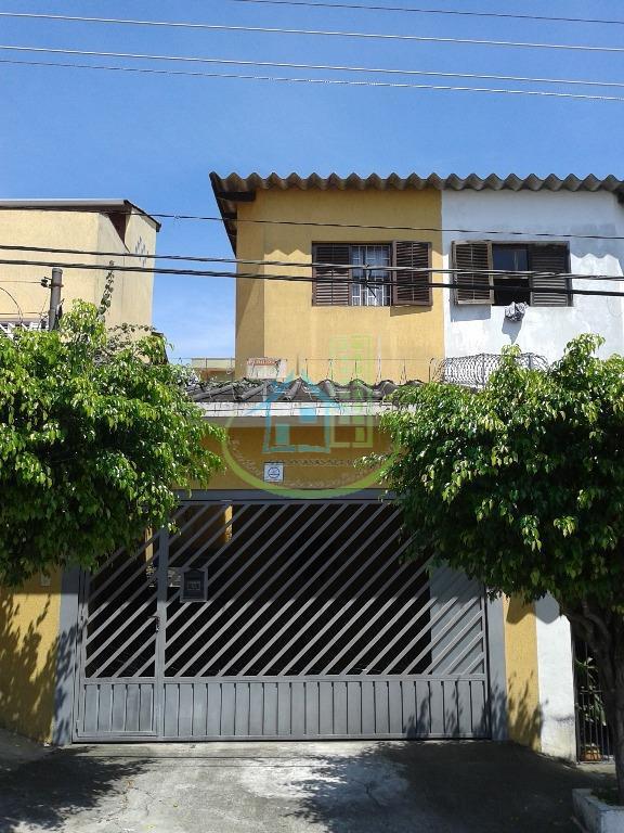 Sobrado  residencial à venda, Vila do Castelo, São Paulo.