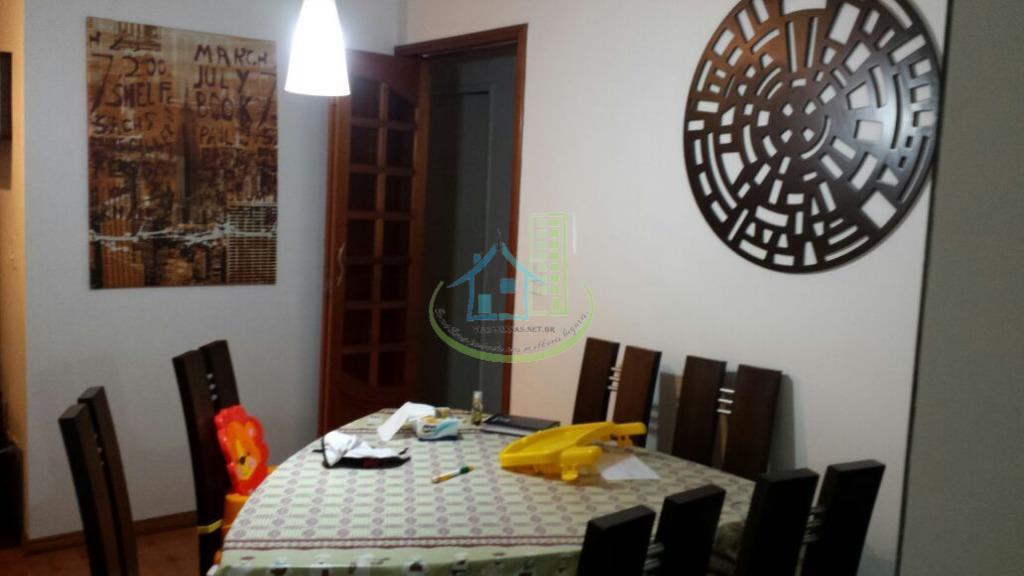 Apartamento de 3 dormitórios à venda em Vila Campestre, São Paulo - SP