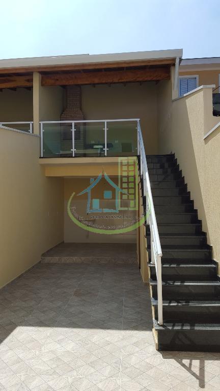 Sobrado de 3 dormitórios em Jardim Santa Cruz (Campo Grande), São Paulo - SP