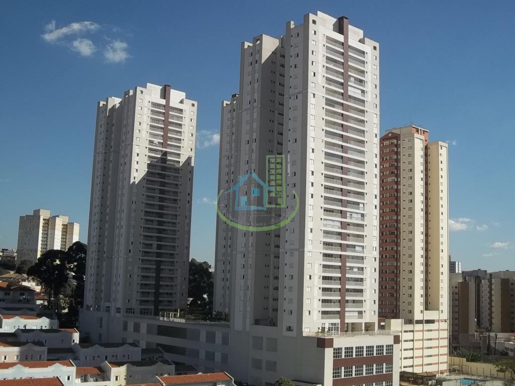 Apartamento residencial à venda, Jardim Consórcio, São Paulo.