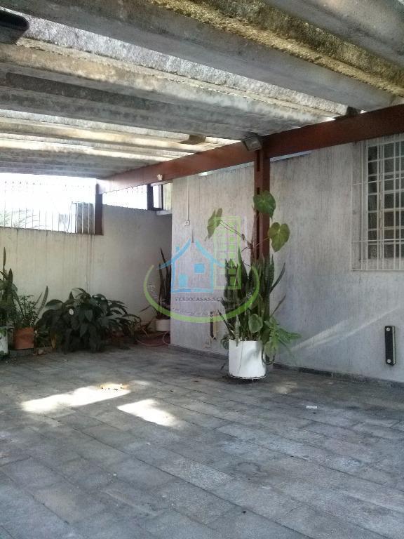 Casa residencial à venda, Chácara Monte Alegre, São Paulo.