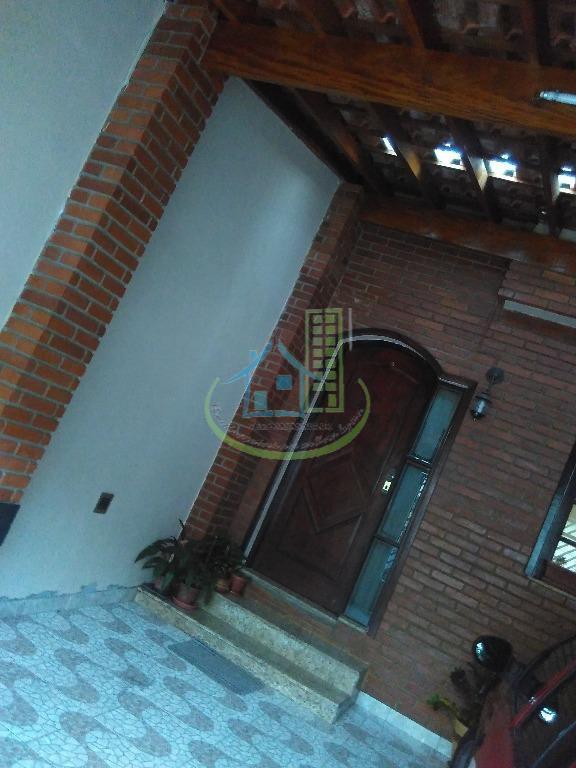 Sobrado residencial à venda, Vila Nova Caledônia, São Paulo.