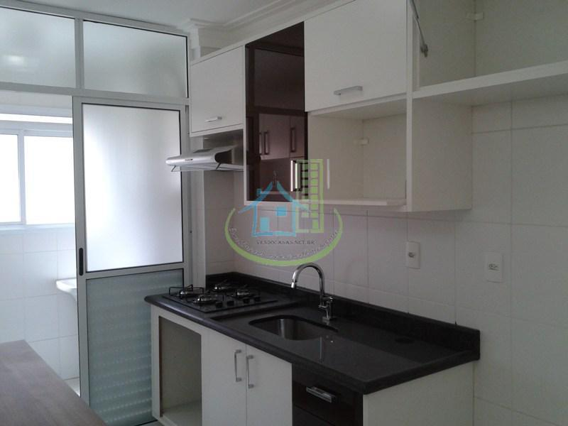 Lindo Apartamento Decorado, 2 dorm (1 Suite) , 1 Vaga, Interlagos.