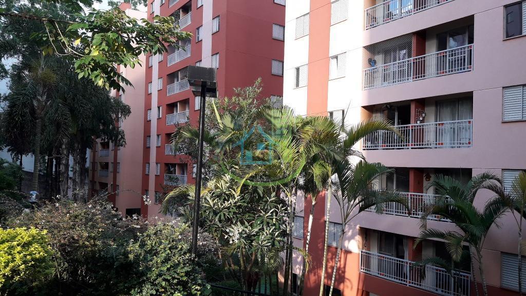 Apartamento residencial para locação, Vila Sofia, São Paulo.