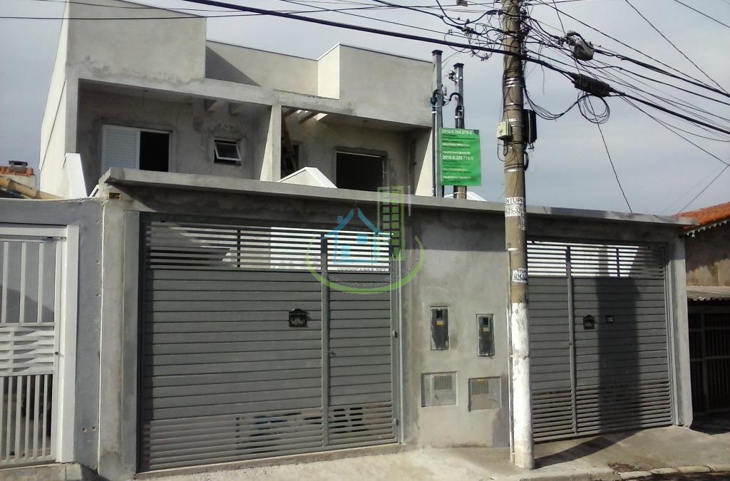 Sobrado residencial à venda, Jardim Prudência, São Paulo.