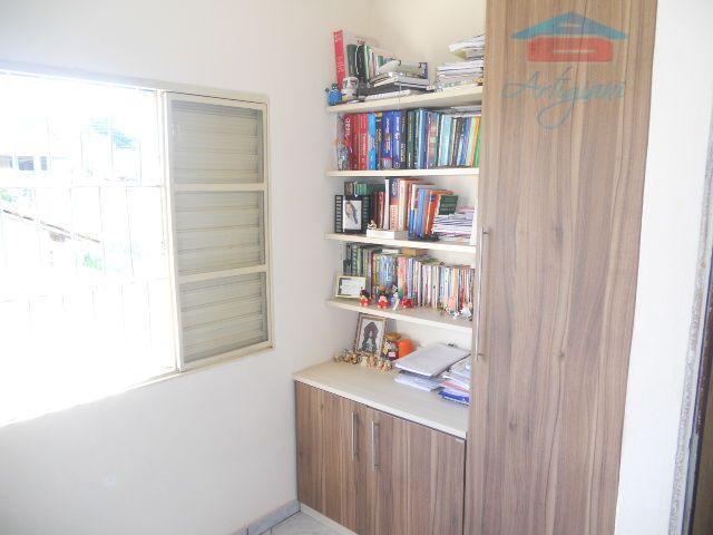 Casa residencial à venda, Jardim Itamaraty, Mogi Guaçu - CA5067.