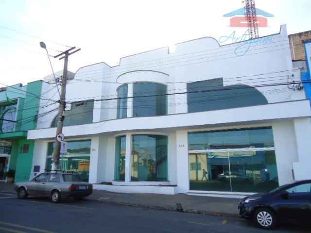 Salão Comercial para locação, Centro, Mogi Guaçu - SL0923.