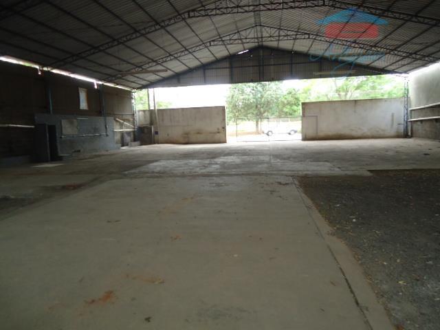 Barracão Comercial para locação, Jardim Guaçu-Mirim I, Mogi Guaçu - BA0327.