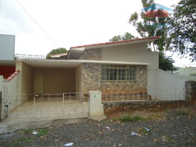 Casa p/ locação, Centro, Mogi Mirim - CA1733.