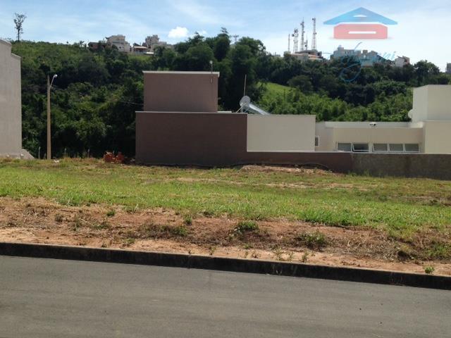 Terreno residencial à venda, Condomínio Santa Mônica I, Mogi Guaçu - TE1229.