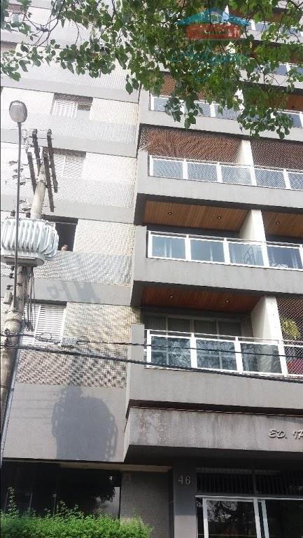 Apartamento para venda e locação, Centro, Mogi Mirim - AP0053.