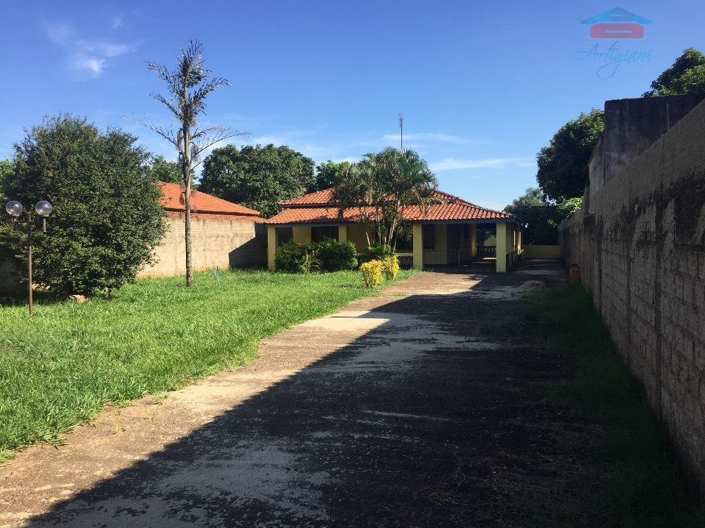 Chácara Residencial à venda, Chácara Santa Felicidade, Mogi Guaçu - CH0194.